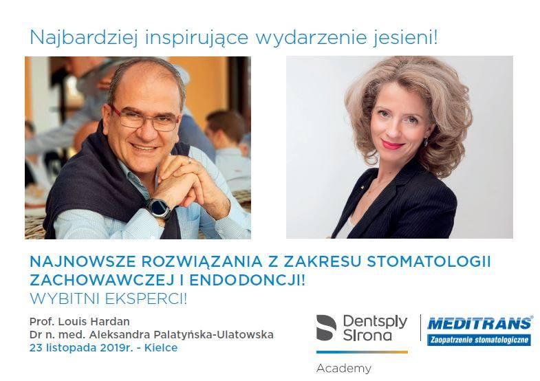 Konferencja stomatologiczna Luxdent Kielce