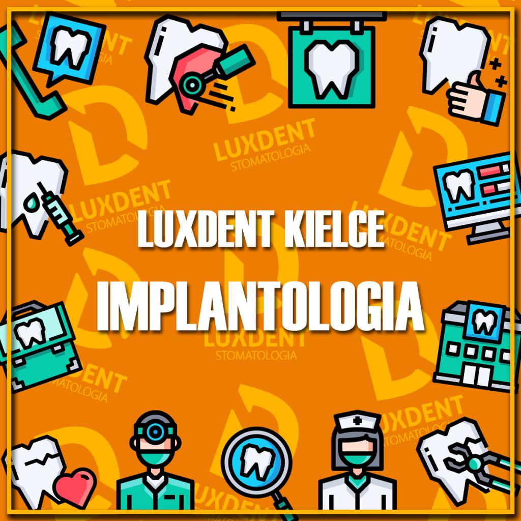 Implantologia LuxDent Kielce